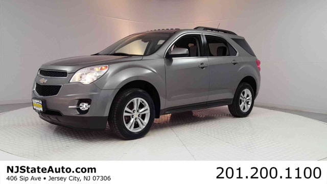 2012 CHEVROLET EQUINOX AWD 4DR LT W2LT Ashen Gray Metallic 2012 Chevrolet Equinox LT 2LT AWD 6-Sp