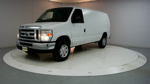 2012 FORD ECONOLINE CARGO VAN E-350 SUPER DUTY COMMERCIAL CARFAX One-Owner Clean CARFAX Oxford W