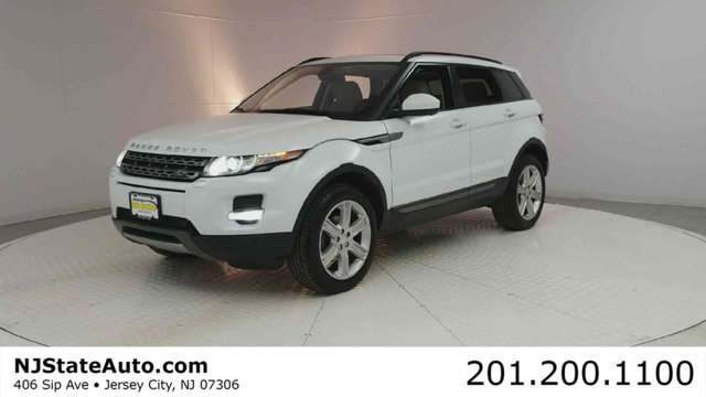 2015 LAND ROVER RANGE ROVER EVOQUE 5DR HATCHBACK PURE PREMIUM CARFAX One-Owner Clean CARFAX Fuji