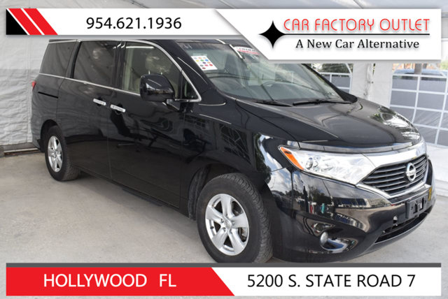 2017 NISSAN QUEST  This 2017 Nissan Quest 4dr features a 35L V6 CYLINDER 6cyl Gasoline engine It
