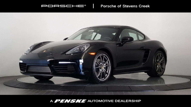 2018 PORSCHE 718 CAYMAN COUPE KEY FEATURES AND OPTIONS Comes equipped with 14-Way Power Sport Sea