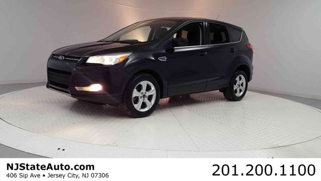 2014 FORD ESCAPE 4WD 4DR SE CARFAX One-Owner Tuxedo Black 2014 Ford Escape SE AWD 6-Speed Automati