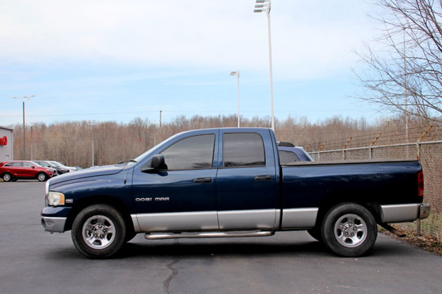 2003 DODGE RAM 1500 4DR QUAD CAB 1405 WB SLT KEY FEATURES AND OPTIONS Comes equipped with Air C