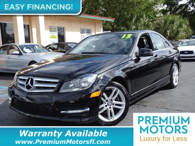 2013 MERCEDES C-CLASS  LOADED CERTIFIED WE SAVE YOU THOUSANDS  Dont Pay Retail Get low month