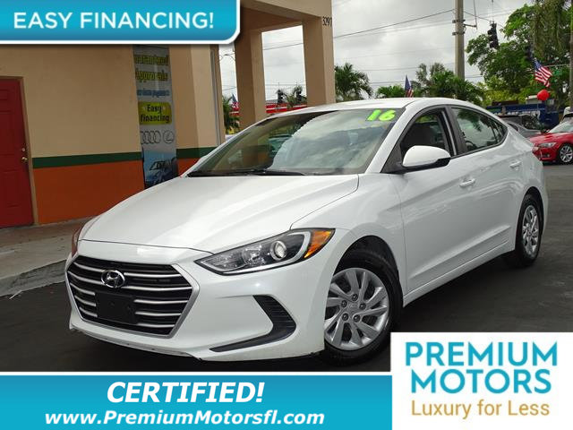 2017 HYUNDAI ELANTRA SE LOADED CERTIFIED WE SAVE YOU THOUSANDS Fully serviced just sign a