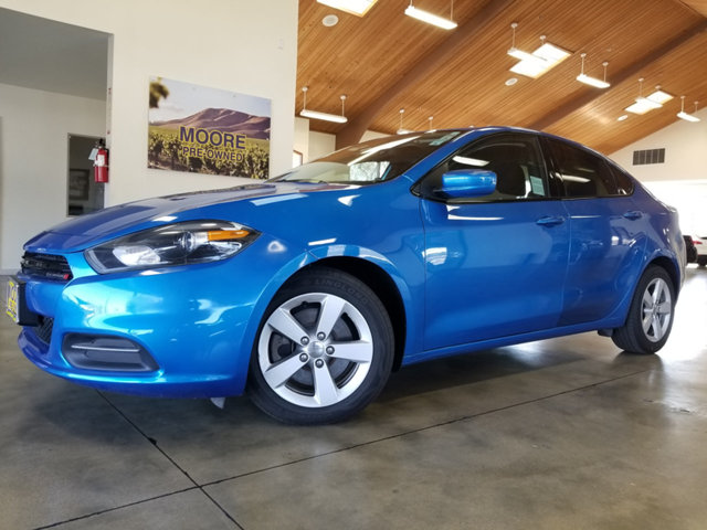 2016 DODGE DART NAVIGATIONGAS SAVERSTEERIN BUY AND DRIVE WORRY FREE Own this CARFAX 1-Owner