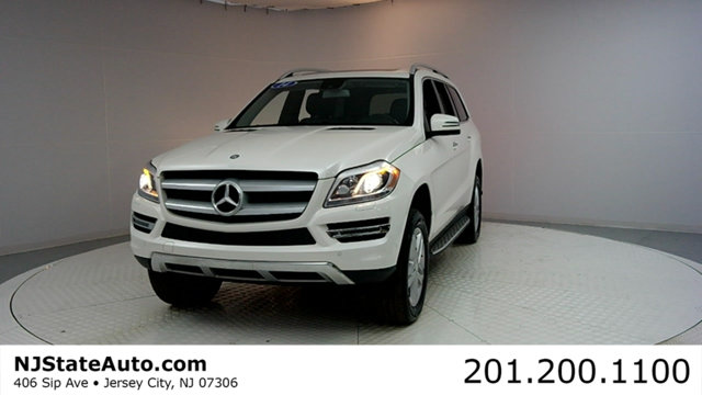 2014 MERCEDES GL-CLASS 4MATIC 4DR GL 450 CARFAX CERTIFIED 1-OWNER WITH SERVICE RECORDS GL450 4