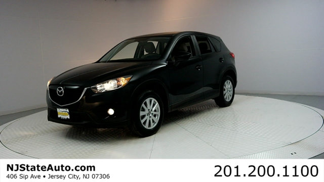 2013 MAZDA CX-5 FWD 4DR AUTOMATIC TOURING CARFAX CERTIFIED 1-OWNER WITH SERVICE RECORDS CX-5 T