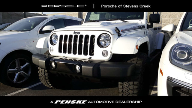 2014 JEEP WRANGLER UNLIMITED WRANGLER UNLIMI 4WD 4DR POLAR ED CARFAX One-Owner Clean CARFAX Whit