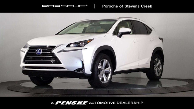2017 LEXUS NX NX 300H AWD 25L I4 DOHC 16V Check out this one owner vehicle Liberate yourself fr
