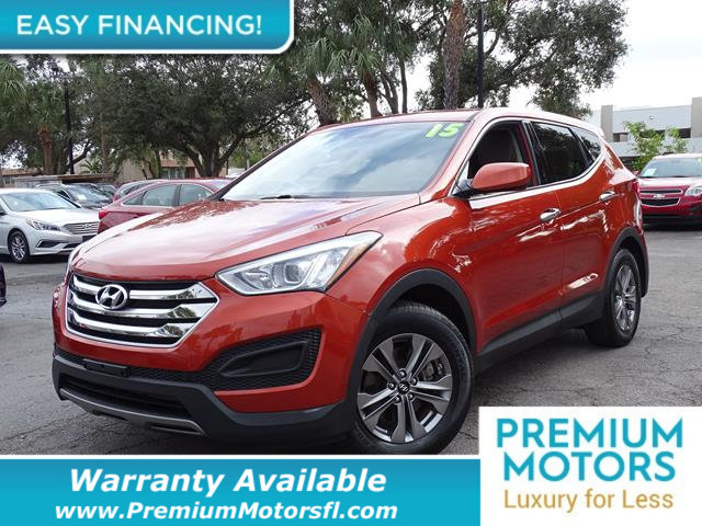 2015 HYUNDAI SANTA FE SPORT FWD 4DR 24 LOADED CERTIFIED FACTORY WARRANTY Fully serviced just