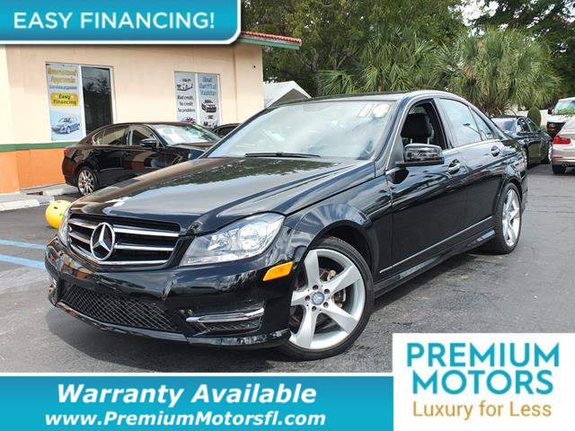 2014 MERCEDES C-CLASS 4DR SEDAN C 250 SPORT RWD LOADED CERTIFIED WE SAVE YOU THOUSANDS Dont Pa
