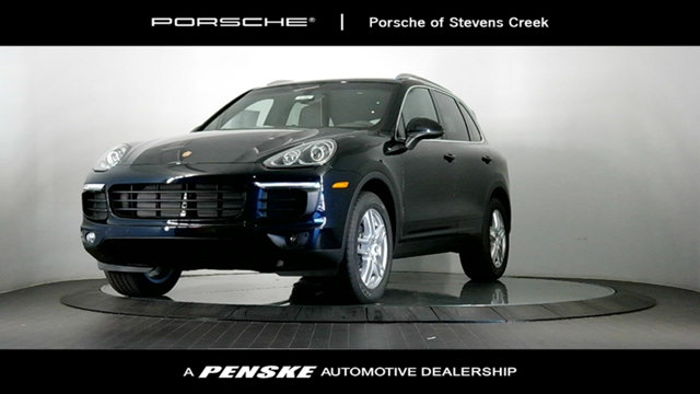 2016 PORSCHE CAYENNE AWD 4DR Totally babied one owner vehicle Lots of latitude Your quest for a