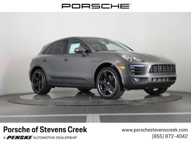 2018 PORSCHE MACAN AWD LOADED WITH VALUE Comes equipped with 14-Way Power Seats Agate Grey Meta
