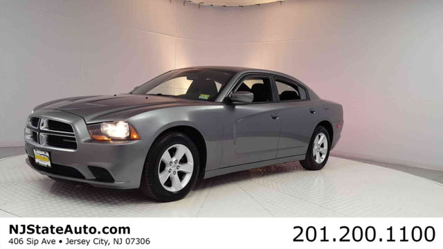2011 DODGE CHARGER 4DR SEDAN SE RWD Billet Metallic 2011 Dodge Charger SE RWD 5-Speed Automatic 3