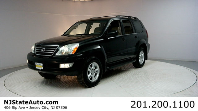 2007 LEXUS GX 470 4WD 4DR CARFAX CERTIFIED 1-OWNER WITH SERVICE RECORDS Navigation SystemMark