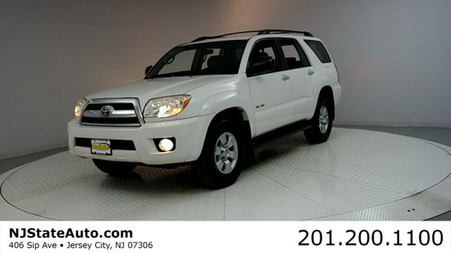 2007 TOYOTA 4RUNNER 4WD 4DR V6 SR5 CARFAX CERTIFIED WITH SERVICE RECORDS 4Runner SR5 and 4W
