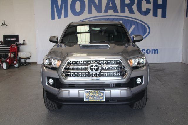 2016 TOYOTA TACOMA ONE OWNERLOW MILESTRD SPOR Cruise Control Tinted Windows Power Steering