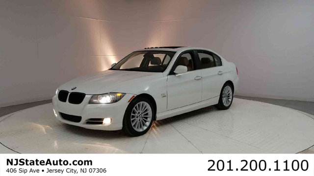 2010 BMW 3 SERIES 335I XDRIVE Alpine White 2010 BMW 3 Series 335i xDrive AWD 6-Speed Automatic Ste