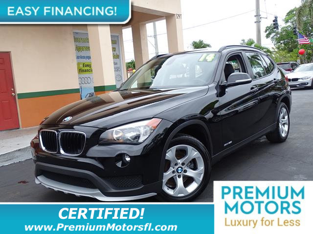 2015 BMW X1 SDRIVE28I LOADED CERTIFIEDFACTORY WARRANTY Fully serviced just sign and drive