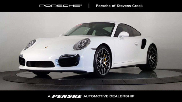 2015 PORSCHE 911 2DR COUPE TURBO S We encourage you to experience this for yourself when you come