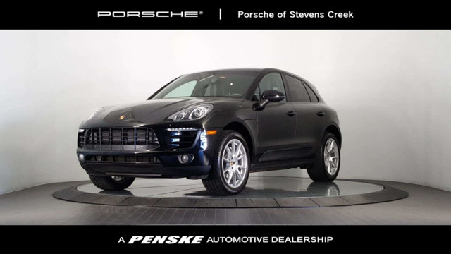 2015 PORSCHE MACAN AWD 4DR S Porsche Certified AWD Come to the experts Previous owner purchased