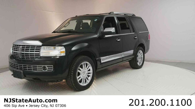 2007 LINCOLN NAVIGATOR 4WD 4DR ULTIMATE Clean CARFAX Black 2007 Lincoln Navigator Ultimate 4WD 6-