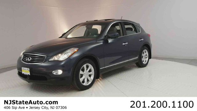 2010 INFINITI EX35 AWD 4DR JOURNEY This 2010 INFINITI EX35 4dr AWD 4dr Journey features a 35L V6
