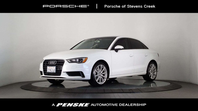 2015 AUDI A3 4DR SEDAN FWD 18T PREMIUM Air Conditioning Climate Control Dual Zone Climate Contr