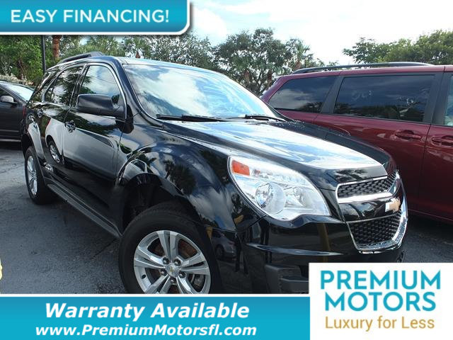 2014 CHEVROLET EQUINOX AWD 4DR LT W1LT LOADED CERTIFIED WARRANTY Dont Pay Retail Get low mon