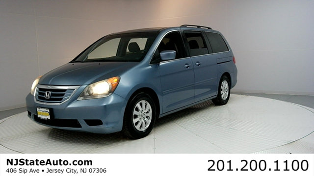 2008 HONDA ODYSSEY 5DR EX CARFAX CERTIFIED WITH SERVICE RECORDS Odyssey EX Wow What a swe