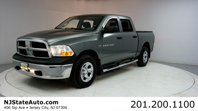2012 RAM 1500 4WD CREW CAB 1405 SLT CARFAX CERTIFIED 1-OWNER WITH SERVICE RECORDS 1500 ST 4