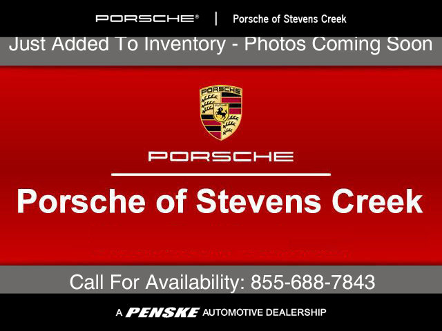 2018 PORSCHE 718 CAYMAN COUPE LOADED WITH VALUE Comes equipped with Agate Grey Metallic Agate G