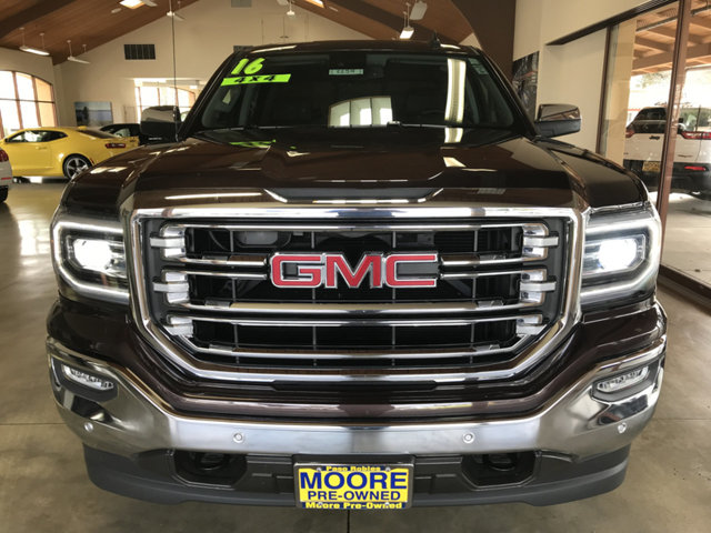 2016 GMC SIERRA 1500 ONE OWNER4X4BACKUP CAMERA BUY WITH CONFIDENCE CARFAX 1-Owner Sierra 1
