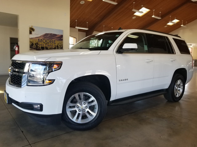 2015 CHEVROLET TAHOE GREAT FAMILY CAR4X4 REVERSE BUY WITH CONFIDENCE CARFAX Buyback Guarante