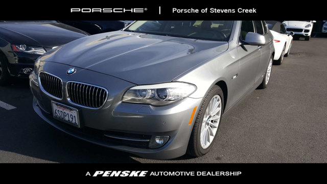 2011 BMW 5 SERIES 535I Air Conditioning Climate Control Dual Zone Climate Control Power Steerin