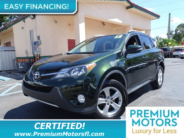 2013 TOYOTA RAV4 FWD 4DR XLE LOADED WITH VALUE Comes equipped with Air Conditioning Sunroof MP