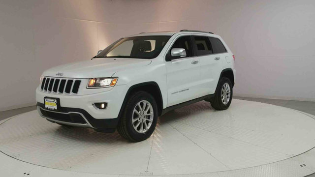 2014 JEEP GRAND CHEROKEE 4WD 4DR LIMITED This 2014 Jeep Grand Cherokee 4dr 4WD 4dr Limited feature