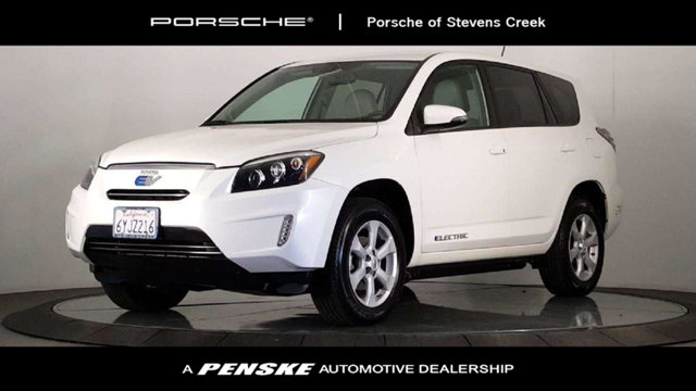 2012 TOYOTA RAV4 EV FWD 4DR Air Conditioning Climate Control Dual Zone Climate Control Cruise C