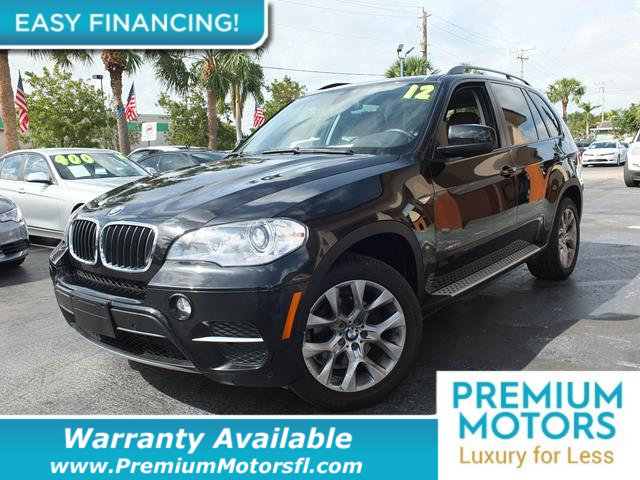 2012 BMW X5 35I LOADED CERTIFIED WE SAVE YOU THOUSANDS Fully serviced just sign and drive Don