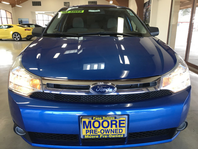 2011 FORD FOCUS GAS SAVERLOW MILESGREAT CO REST EASY With its Buyback Qualified CARFAX repo