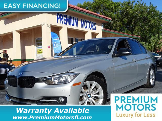 2014 BMW 3 SERIES 328I LOADED CERTIFIED FACTORY WARRANTY Fully serviced just sign and drive D
