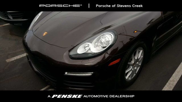 2014 PORSCHE PANAMERA 4DR HB OPTION INCLUDEBASE Panamera 7810000 413 18 Panamera S Wheels 39000