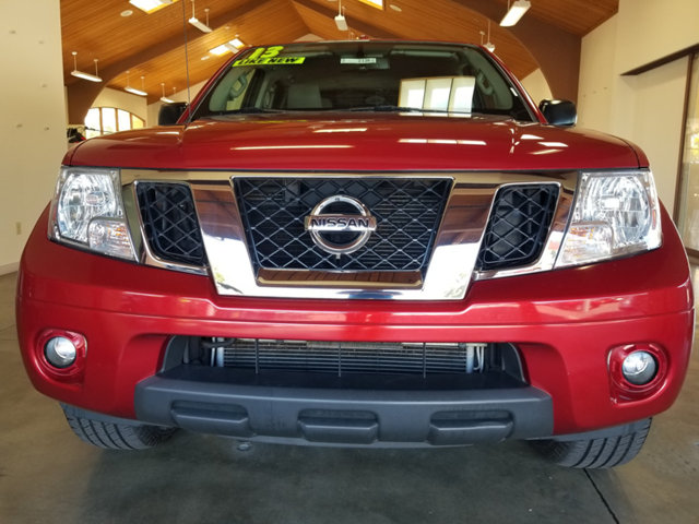 2013 NISSAN FRONTIER EXTRA CLEANLOW MILES BLUET LOADED WITH VALUE Comes equipped with k02