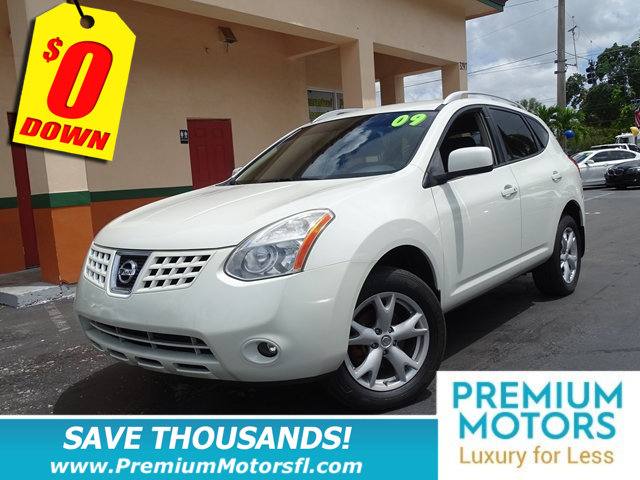 2009 NISSAN ROGUE S NISSAN FOR LESS SAVE THOUSANDS At Premium Motors we have relationships with