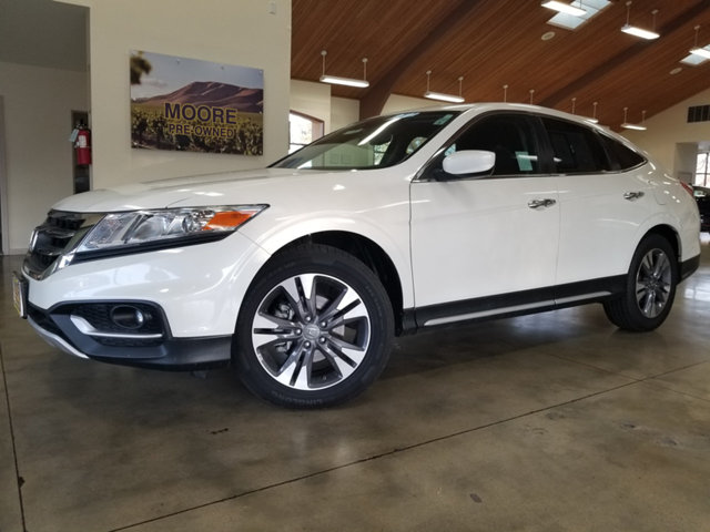 2015 HONDA CROSSTOUR ONE OWNERHEATED LEATHER SEAT BUY WITH CONFIDENCE CARFAX 1-Owner Crosstou