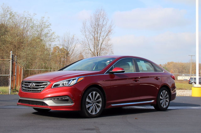 2015 HYUNDAI SONATA 4DR SEDAN 24L SPORT WARRANTY A Factory Warranty is included with this vehicle