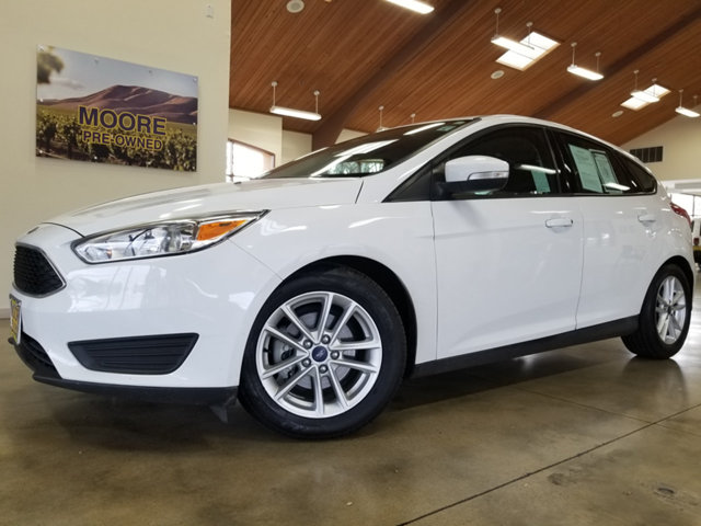 2016 FORD FOCUS KEYLESS ENTRYPREMIUM SOUND REST EASY With its 1-Owner  Buyback Qualified C