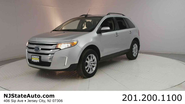 2013 FORD EDGE 4DR SEL AWD CARFAX One-Owner Clean CARFAX Slate Metallic 2013 Ford Edge SEL AWD 6