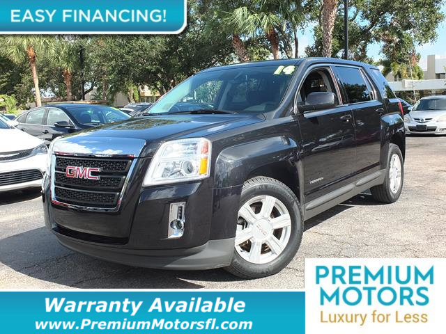 2014 GMC TERRAIN FWD 4DR SLE WSLE-1 REST EASY With its 1-Owner  Buyback Qualified CARFAX report